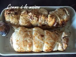 comment cuisiner un roti de dinde roti de dinde farci aux marrons comme à la maison