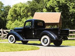 100 1937 Plymouth Truck PT50 12Ton Pickup Classic Car Ratings
