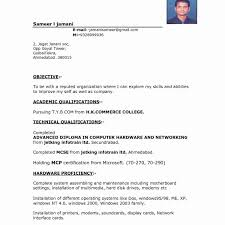 Iti Electrician Resume Format Download Examples Template Truemedoil