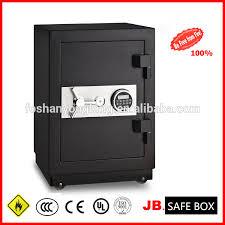 jb électronique coffre fort de sécurité de la trésorerie boîte