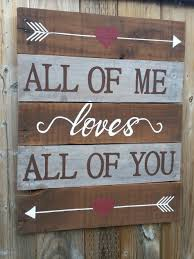 Unique Rustic Wooden Pallet Sign By WhatsYourSign15 On Etsy More