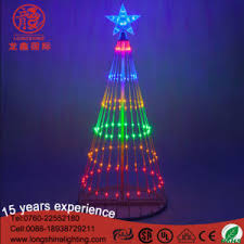 Spiral Lighted Christmas Trees Outdoor by China Led Multicolor 120v 12v Spiral Christmas Tree Light For