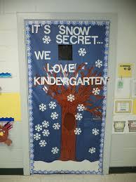 Kindergarten Winter Door Decorations by 37 Best Winter Wonderland Hallway Images On Pinterest