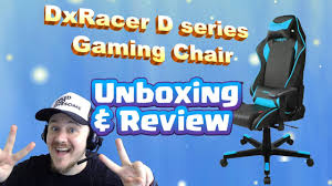 DXracer Gaming Chair D Series Unboxing/review Xtrempro 22034 Kappa Gaming Chair Pu Leather Vinyl Black Blue Sale Tagged Bts Techni Sport X Rocker Playstation Gold 21 Audio Costway Ergonomic High Back Racing Office Wlumbar Support Footrest Elecwish Recliner Bucket Seat Computer Desk Review Cougar Armor Gumpinth Killabee 8272 Boys Game Room Makeover Tv For Gaming And Chair Wilshire Respawn110 Style Recling With Or Rsp110 Respawn Products Cheapest Price Nubwo Ch005