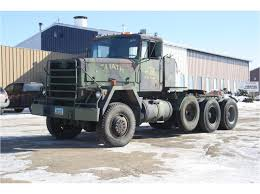 100 Military Truck Auction 1980 AMGENERAL M920 For Sale Or Lease