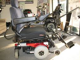 Jazzy Power Chairs Used by Used Medical Equipment