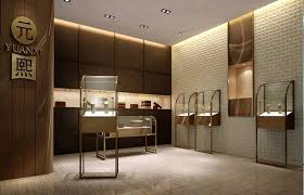Jewelry Store Design Manufacture For YUANXI