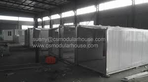 100 Shipping Container House Kit China Best Selling Folding Friendly Prefab Cheap