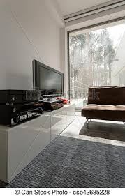 wohnzimmer mit panoramafenster wohnzimmer mit fernseher