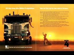 White Freightliner Magazine Ad | Ole Trucks And Trucking Pics ... Shaquille Oneal Buys A Massive F650 Pickup As His Daily Driver Firefighters Honored At Big Truck Night The Bennington Banner Ford Raptor My Work Pinterest And Raptor Truck Mohan G Rangrej Rgrej_mohan Twitter Sound Effect Youtube Nascar Sent A Party Bus Offered Man The Chance To Ride In One Sd Aysegokcebor 1964 Vintage Car Ads Cars Tesla An Look Inside New Electric Semi Fortune One Airlifted Hospital Following Crash Volving Brig This 1969 Dodge D200 Power Wagon Mega Cab Is Oneofakind Drive