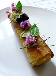 cuisiner les escargots de bourgogne risotto croustillant au beurre persillé et escargots de bourgogne
