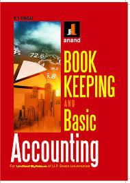 Tortilla Curtain Book Pdf by Book Keeping And Basic Accounting Anand Publications
