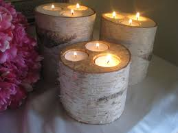Rustic Wedding Centerpieces Decorating Ideas With Candles