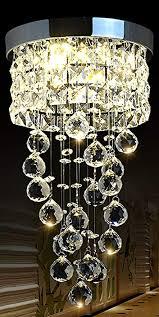 cleave waves 12w kristall optik deckenle modern