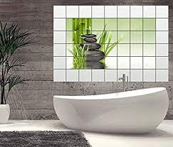 fliesenaufkleber wellness zen steine bambus spa 15 10 25 20 cm fliesenbild bild fliesen kachel fliese fliesenbilder aufkleber bad küche 8b865