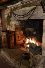 Primitive Decorating Ideas For Fireplace by Primitive Fireplace Would Love To Have A Fireplace Like This
