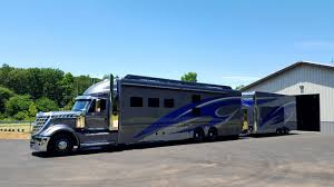 Show Hauler TOTER Truck Camper RVs For Sale: 2 RVs - RVTrader.com Luxury Motorhome Interior Tractor Fifth Wheel Semi Truck Motor Home Pinterest Tractor Your Guide To Toterhomes Showhauler Cversions See Why Heavy Duty Trucks Are Best For Rv Towing With A 5th Wheel Travco Wikipedia 1954 Chevy Cabover Is The Ultimate In Living Quarters Hot Rod Network The Semi Custom Kenworth Youtube Rr Truck Hdt Cversion 14 Extreme Campers Built For Offroading Weight On Back Toterhome