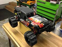 100 Monster Truck Nitro Kyosho FOXX 18 Scale 4wd 31228B Whatever