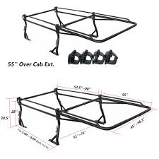 100 Pickup Truck Racks With Mounting Clamps AA AA Products Inc