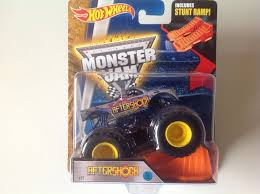 Hot Wheels Monster Jam Aftershock Gray 2016 LOOK Includes Stunt Ramp ... Hot Wheels Monster Jam Dragon Blast Challenge Play Set Shop Hot Wheels Brands Toyworld 2017 Monster Jam Includes Team Flag Jurassic Attack Amazoncom Off Road 124 Bkt Growing Scale Devastator Vehicle Giant Grave Digger Big W Video Game With Surprise Truck Truck Mattel Path Of Destruction Custom Wheel Crazy Apk Download Free Racing For Games Bestwtrucksnet
