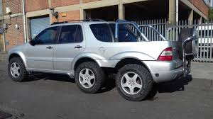 100 Mercedes 6 Wheel Truck This ML X4 Is The Sixer You Can Afford