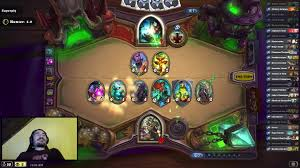 Paladin Hearthstone Deck Lich King by Kripp Loses Joust For Lethal Hearthstone