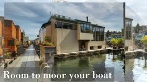 100 Boat Homes Executive Floating Home