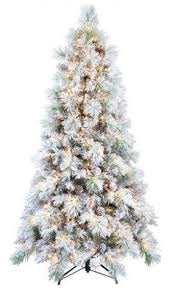 12 Ft Christmas Tree Canada by Flocked Christmas Tree Sale Foter