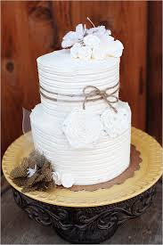 Beautiful Cake Stand For A Rustic Wedding