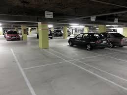 Car Park Helsinki Dense Concrete Floor