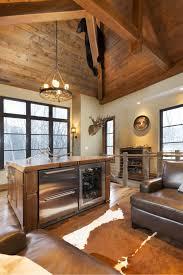 100 Wood Cielings Man CaveVaulted Ceilings Karen Kempf Interiors