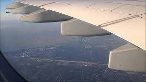 Lufthansa LH 463 28th January 2015 Airbus A380 Seat 85A