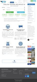 Every Truck Job Competitors, Revenue And Employees - Owler Company ... Thrift Trucking Fleetwood Transportation Local Truck Driving Jobs In Mansfield La Choosing A Job Truckdrivingjobscom Arkansas Albany G In St Louis Missouri Best 2018 Celadon Near You Baylor Join Our Team Cdl Truck Driving Jobs Getting Your Is Easy Drivejbhuntcom Straight At Jb Hunt El Paso Tx Auto Info Tg Stegall Co Morristown Express Companies Indiana