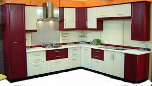 Decorating Modular Kitchen Colour Extraordinary Apartment Set With