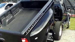 FORD F650 CUSTOM ROLL OFF TRUCK BED! - YouTube