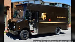 100 Ups Truck Accident UPS Holding Hiring Event In Lansing