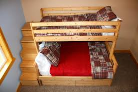 Double Twin or Single Bed Frame