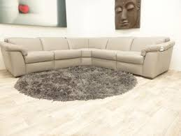 Natuzzi Editions Corner Sofa by Natuzzi Clearance Stock