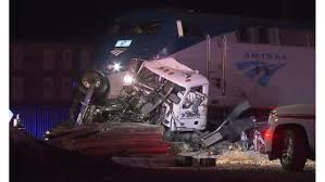 Dump Truck Driver Dies After Collision With Amtrak Train
