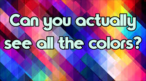 Color Blind Test Can You Actually See All The Colors