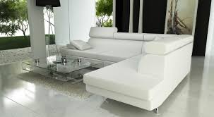 canapes cuir blanc canap d angle cuir blanc design canap eclipse n with canap d