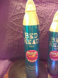 Bed Head Masterpiece Hairspray by Bed Head Shampoo Conditioner And Reconstructor Duo Tigi