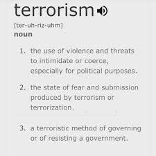 Call Them Terrorists KC Wilder Medium