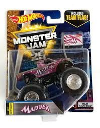 Hot Wheels Monster Jam 1:64 Scale Madusa With Team Flag | EBay Hot Wheels Monster Jam 2017 Release 310 Team Flag Madusa Silver List Of Wheels Trucks Wiki Pin By Linda Loyd On Pinterest Jam Cars Color Shifters And Changers Truck White 164 Toy Car Die Cast And Spanengrish Ramblings Pink Nongirl Toys In Boy Franchises Julians Blog 2016 Special Toys Buy Online From Fishpondcomau Amazoncom Tour Favorites With Pictures Free Printables Acvities For Kids Wcw Ebay Find The Day Worldwide Hw Bidwinit09com Classic Colections