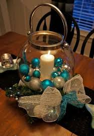 2013 Christmas Centerpiece Ideas Decoration Seaside Interiors