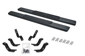 100 Big Country Truck Accessories 395520 5 In WIDESIDER Platinum Bars