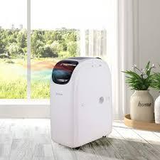 brast mobile klimaanlage 12 000 mit heizfunktion