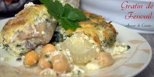 fenouil cuisiner gratin de fenouil tajine el besbes au four amour de cuisine