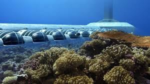 104 The Water Discus Underwater Hotel Race To Bottom Will Fiji S Poseidon Resort Be World S First Architizer Journal