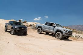 100 Hauling Jobs For Pickup Trucks Small Truck War Toyota Tacoma Dominates But D Ranger Jeep